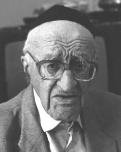 ישעיהו ליבוביץ. תצלום: ויקיפדיה